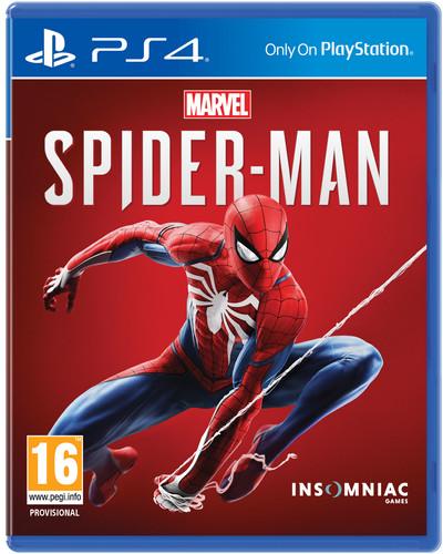 Spider Man PS4 Main Image