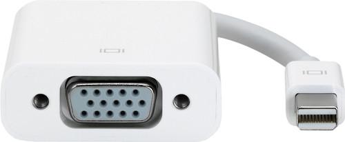 Apple Mini DisplayPort naar VGA Adapter Main Image