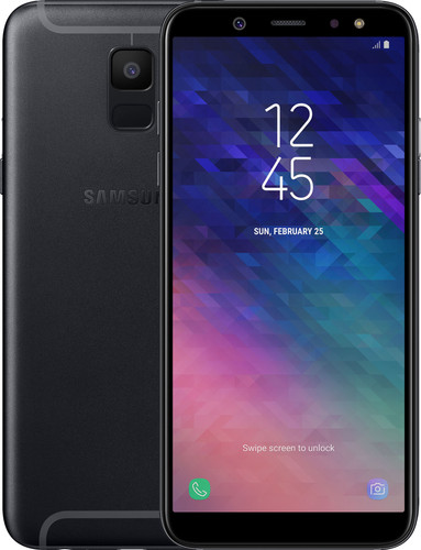 Samsung Galaxy A6 (2018) Black Main Image