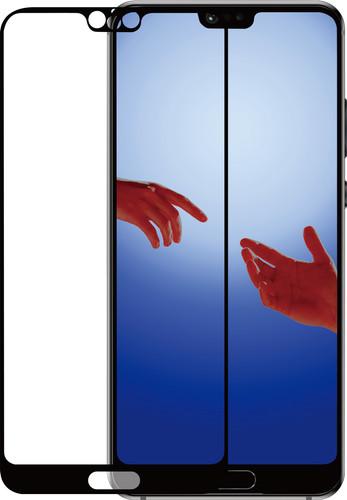 Deuxième Chance Azuri Verre Trempé Huawei P20 Protège-écran Verre Noir Main Image