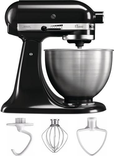KitchenAid Classic Mixer 5K45SSEOB Zwart Main Image
