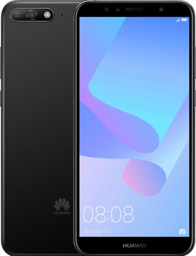 Huawei Y6 (2018) Zwart Main Image