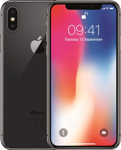 Apple iPhone X 64GB Space Gray Main Image