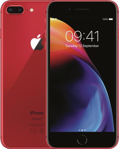 Apple iPhone 8 Plus 256GB RED Main Image