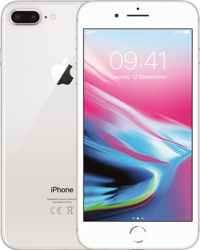 Apple iPhone 8 Plus 64GB Silver Main Image