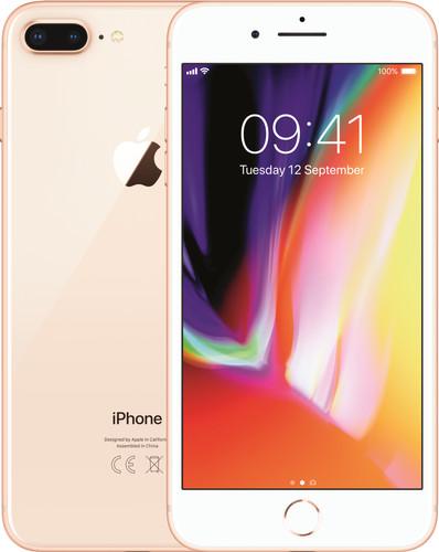 Apple iPhone 8 Plus 256GB Gold Main Image