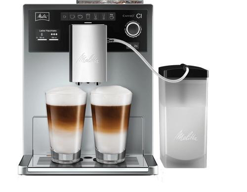 Melitta Caffeo CI Silver with milk container Main Image