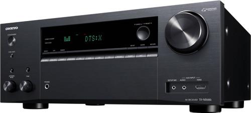 Onkyo TX-NR686 Black