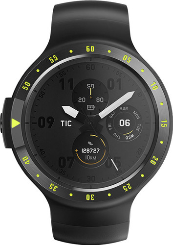 Ticwatch S Smartwatch Knight Main Image