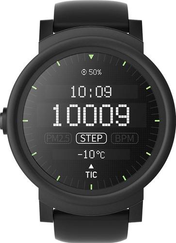 Ticwatch E Smartwatch Shadow Main Image