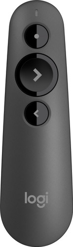 Logitech R500 Laser Presenter Dark Gray Main Image