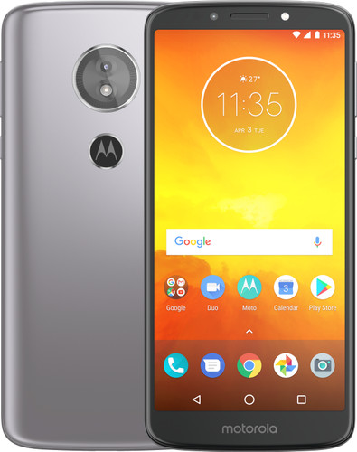Motorola Moto E5 Grijs Main Image