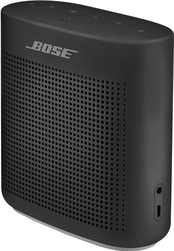 Bose SoundLink Color II Noir Main Image