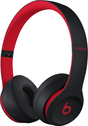 Beats Solo3 Wireless Decade Collection Black/Red Main Image