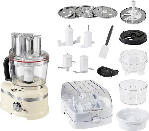Deuxième Chance KitchenAid Artisan Robot cuiseur Crème Main Image