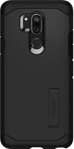 best cheap 60979 ead6b Spigen Slim Armor LG G7 ThinQ Back Cover Black