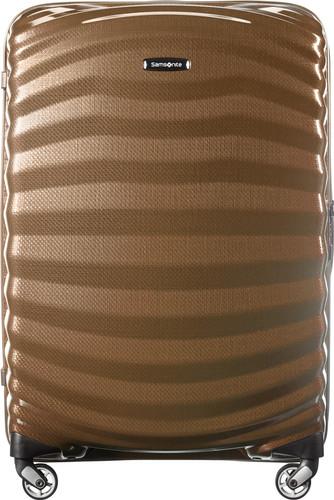Samsonite Valise Lite-Shock Spinner 55 cm Sable Main Image