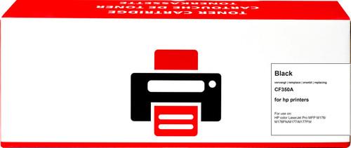 Marque distributeur 130A Toner Noir pour imprimantes HP (CF350A) Main Image