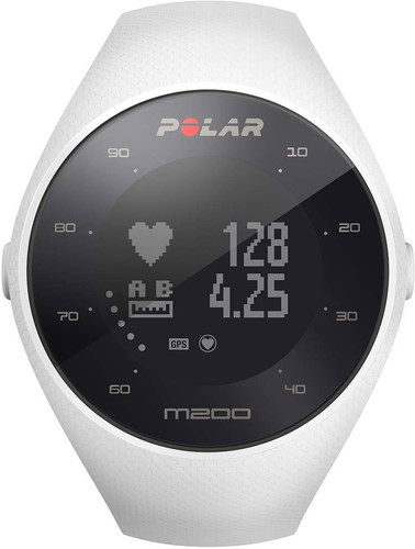 Polar M200 White M/L Main Image