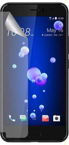 Azuri HTC U11 Protège-écran en plastique Lot de 2 Main Image