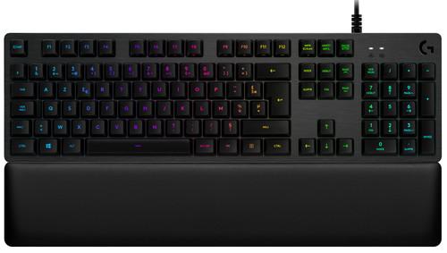 Logitech G513 Clicky Mechanical Gaming Keyboard AZERTY Main Image