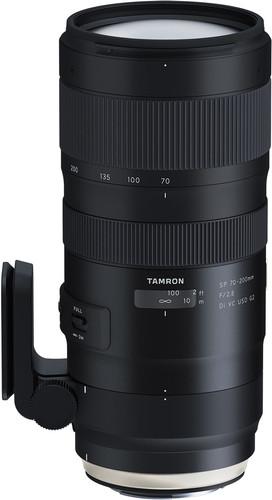 Tamron SP 70-200mm f/2.8 Di VC USD G2 Canon Main Image