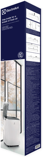 Elektrolux Awk01 Kit De Calfeutrage De Fenêtres Pour Climatiseur
