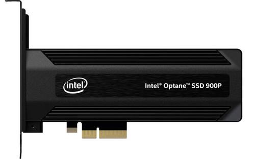 Intel Optane SSD 900P 480 Go PCIe Main Image