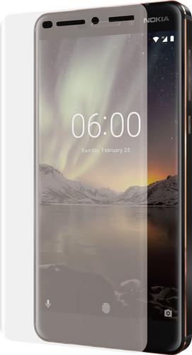 Azuri Protège-écran Incurvé en verre Trempé pour Nokia 6 (2018) Main Image