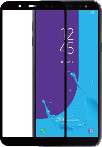 Azuri Protège-écran en Verre Trempé pour Samsung Galaxy J6 (2018) Noir Main Image