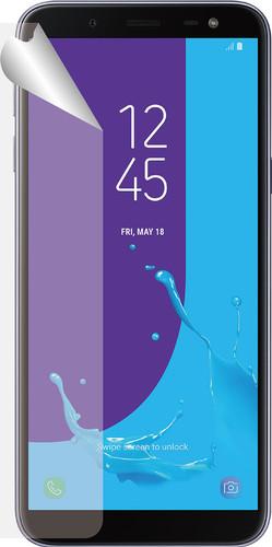 Azuri Protège-écran en plastique Samsung Galaxy J6 (2018) Lot de 2 Main Image