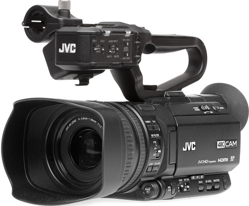 JVC GY-HM180E Main Image