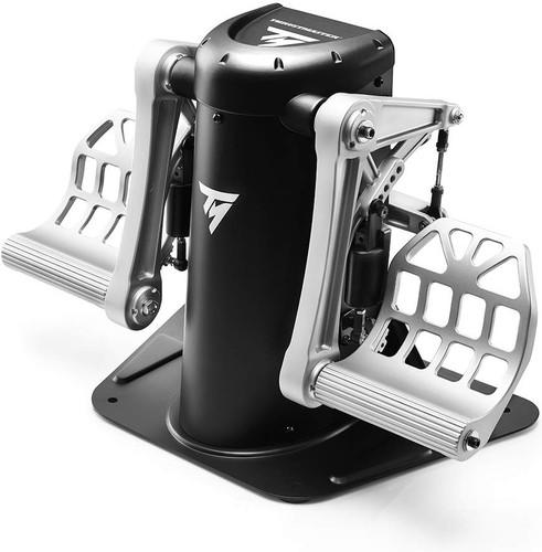 Thrustmaster TPR Aluminium Pendular Rudder Système Main Image