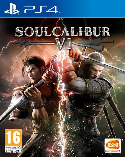 SoulCalibur VI  PS4 Main Image