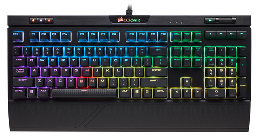 Corsair Strafe RGB MK.2 Cherry MX Silent AZERTY Main Image