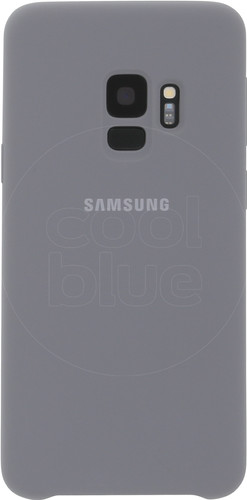 factory authentic 28bdb 24280 Samsung Galaxy S9 Silicone Back Cover Gray