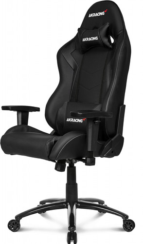 AKRACING Gaming Chair Core SX - PU Leather Black Main Image