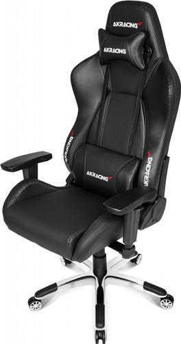 AKRACING, Gaming Chair Master Premium - PU Carbon Black Main Image