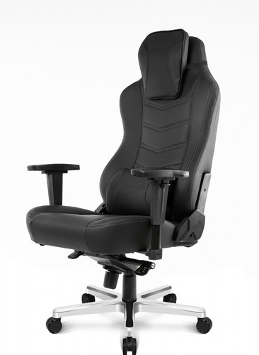 AKRACING, Gaming Chair Office - PU Leather Onyx / Black Main Image
