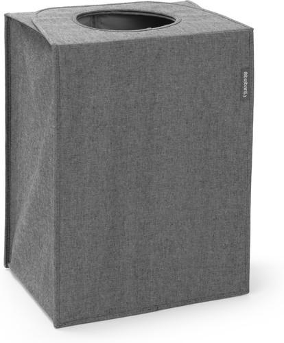 Brabantia Wastas 55 liter rectangular - Pepper Black Main Image