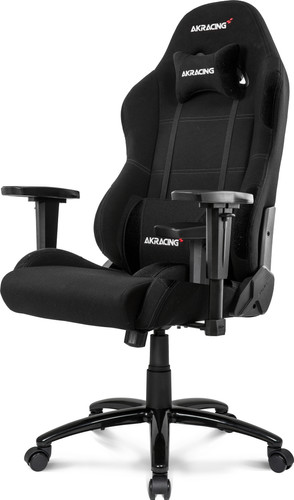 AKRacing, Gaming Chair Core EX Wide - Black Main Image