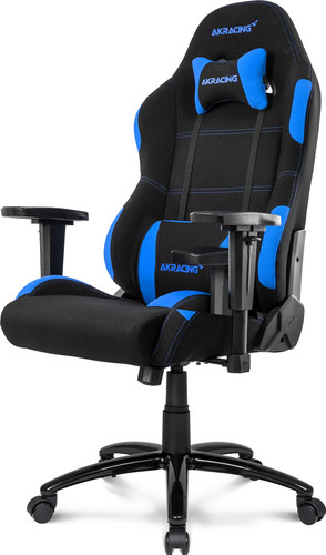 AKRACING, Gaming Chair Core EX Wide -  Black / Blue Main Image