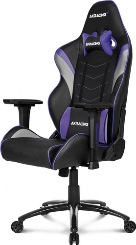 AKRACING, Gaming Chair Core LX - PU Leather Indigo Main Image