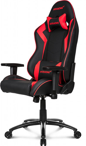 AKRACING, Gaming Chair Core SX - PU Leather Red Main Image