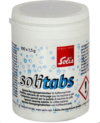Solis Solitabs 100 pieces Main Image