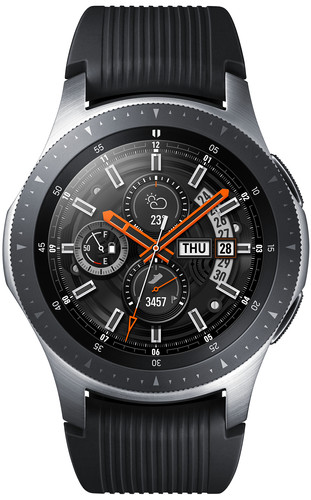 Samsung Galaxy Watch 46mm Silver Main Image