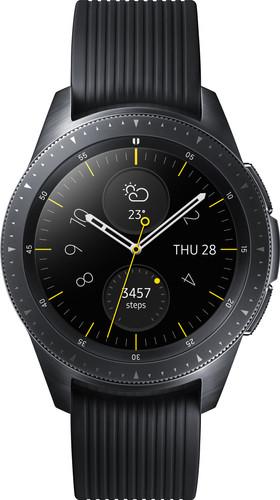 Samsung Galaxy Watch 42mm Midnight Black Main Image