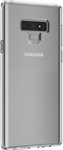 uk availability d25fb ac121 Spigen Liquid Crystal Samsung Galaxy Note 9 Back Cover Transparent