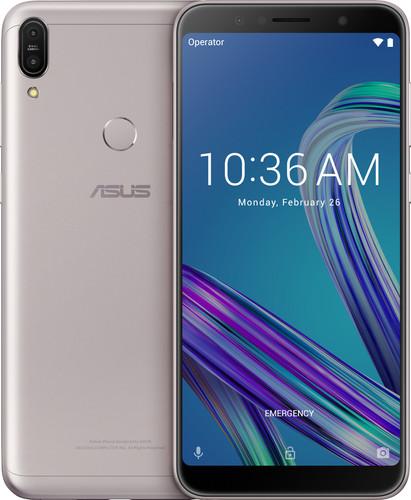 Asus Zenfone Max Pro Silver Main Image