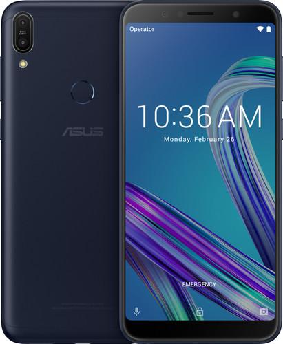 Asus Zenfone Max Pro Black Main Image